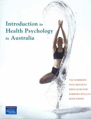 Cover of Introduction to Health Psychology in Australia