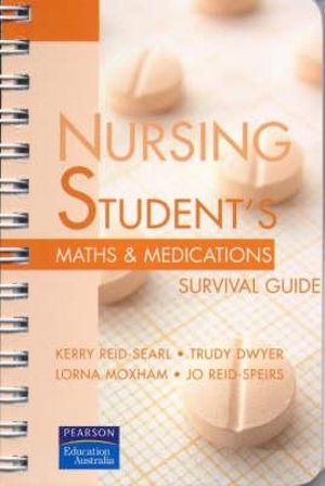 Cover of Nursing Students Drug Calculations Survival Guide