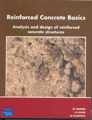 Cover of Reinforced Concrete Basics