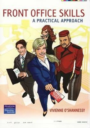 Cover of Front Office Skills