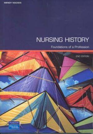 Cover of Nursing History