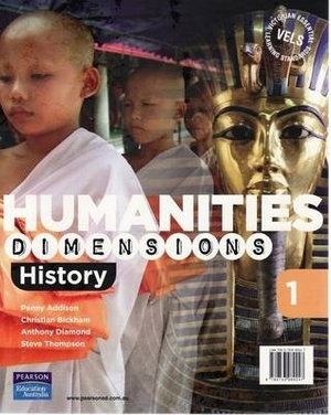 Cover of Humanities Dimensions 1
