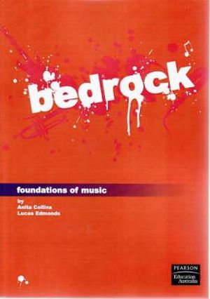 Cover of Bedrock