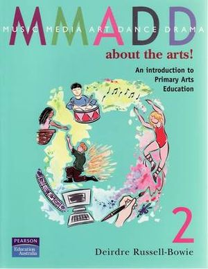 Cover of MMADD About the Arts