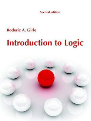 Cover of Introduction to Logic