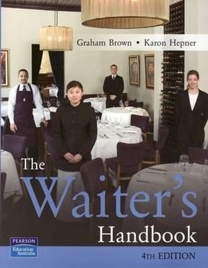 Cover of The Waiter's Handbook