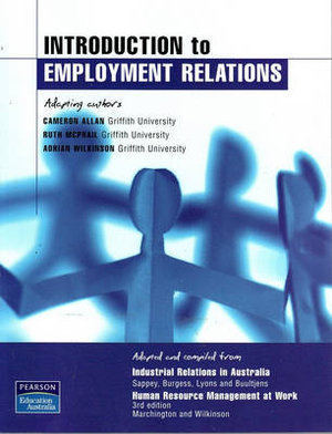 Cover of Introduction to Employment Relations