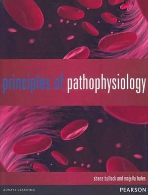 Cover of Principles of Pathophysiology