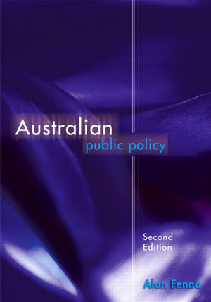 Cover of Australian Public Policy