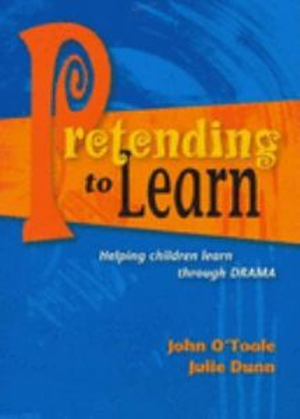 Cover of Pretending to Learn