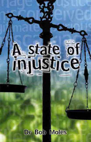 Cover of A State of Injustice