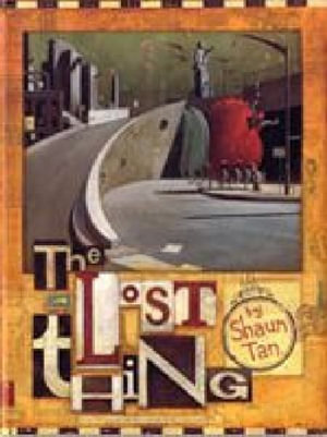 Cover of The Lost Thing