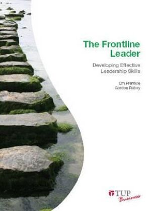 Cover of The Frontline Leader