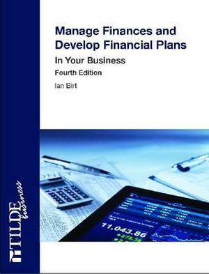 Cover of Manage Finances and Develop Financial Plans