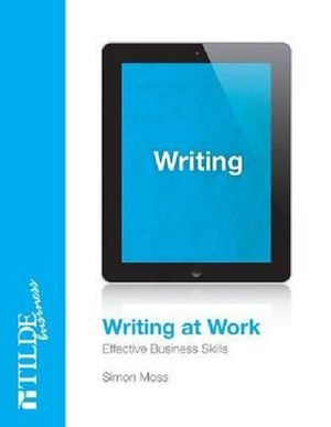 Cover of Writing at Work