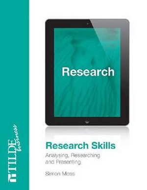Cover of Research Skills
