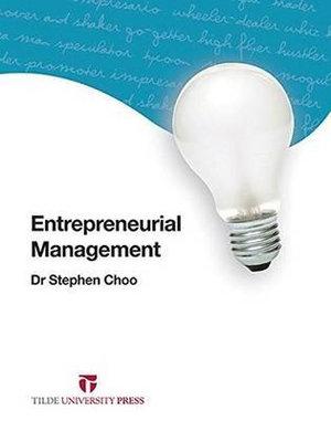 Cover of Entrepreneurial Management