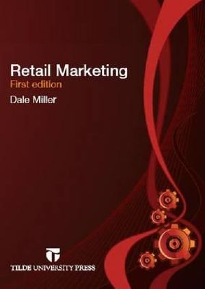 Cover of Retail Marketing