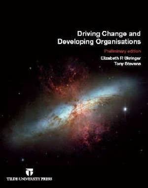 Cover of Driving Change and Developing Organisations