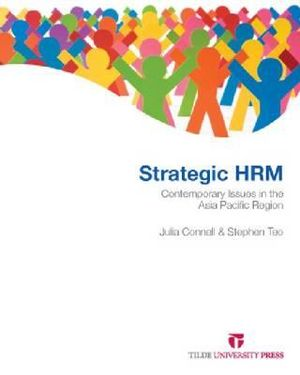 Cover of Strategic HRM