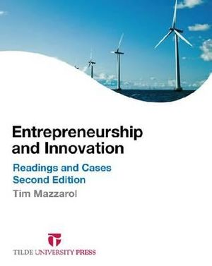 Cover of Entrepreneurship and Innovation