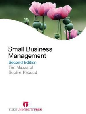 Cover of Small Business Management