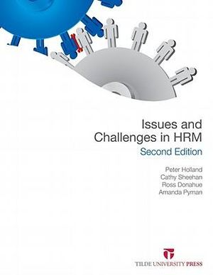 Cover of Contemporary Issues and Challenges in HRM