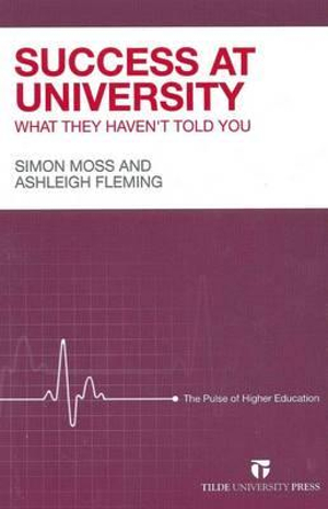 Cover of Success at University