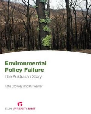 Cover of Environmental Policy Failure