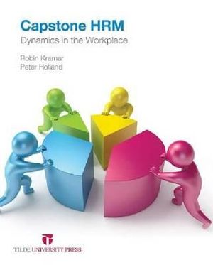 Cover of Capstone Hrm