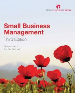 Cover of Small Business Management 3/e