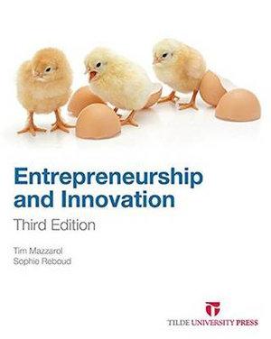 Cover of Entrepreneurship and Innovation 3/e