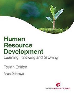 Cover of Human Resource Development 4/e