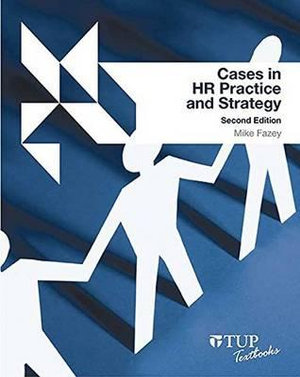 Cover of Cases in HR Practice and Strategy