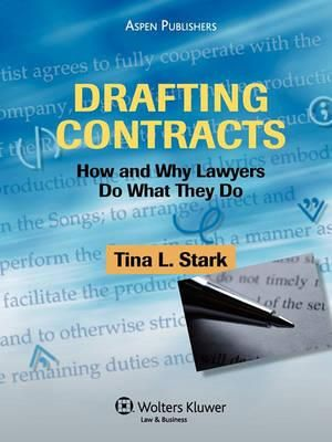 Cover of Drafting Contracts