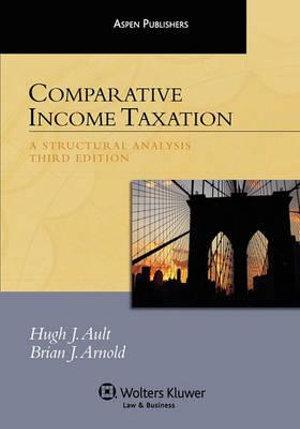 Cover of Comparative Income Taxation