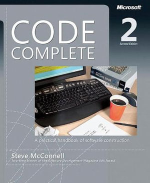Cover of Code complete