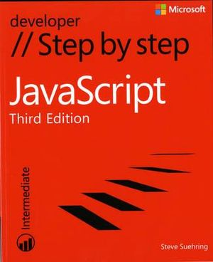 Cover of JavaScript Step by Step