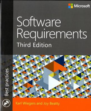 Cover of Software Requirements
