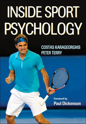 Cover of Inside Sport Psychology