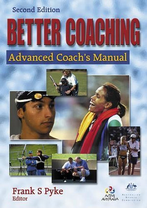 Cover of Better Coaching