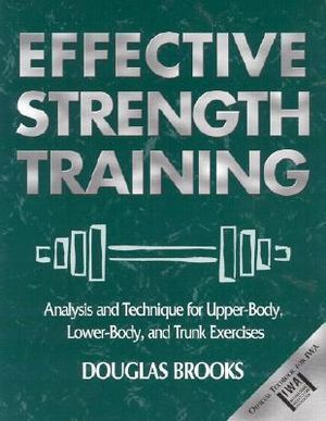 Cover of Effective Strength Training