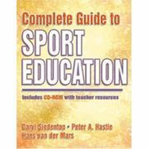Cover of Complete Guide to Sport Education