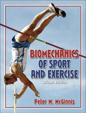 Cover of Biomechanics of Sport and Exercise