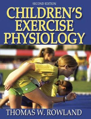 Cover of Children's Exercise Physiology