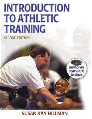 Cover of Introduction to Athletic Training