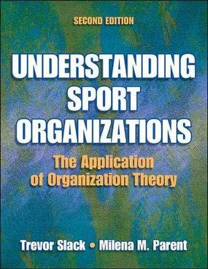 Cover of Understanding Sport Organizations