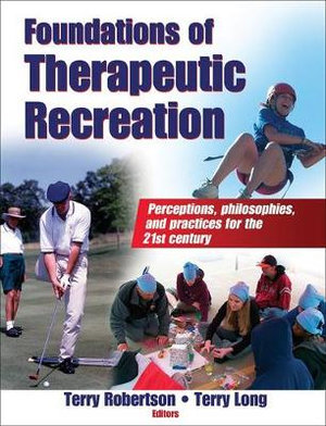 Cover of Foundations of Therapeutic Recreation