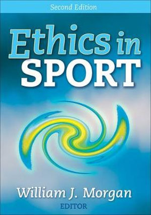 Cover of Ethics in Sport
