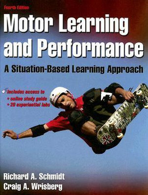Cover of Motor Learning and Performance